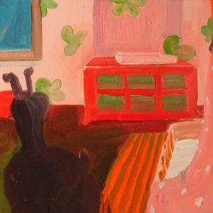 Babyroom, 80 x 120 cm, oil on canvas, 2005