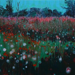 The Field # 7, 100 x 125 cm, oil on canvas, 2011