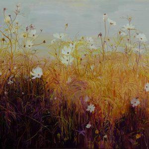 Late Summer # 2, 140 x 200 cm, oil on canvas, 2014