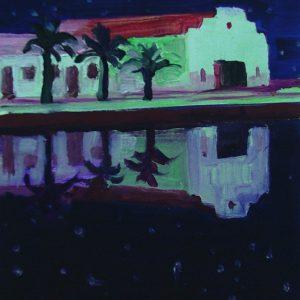 Bodega, 23 x 17 cm, oil on paper, 2007