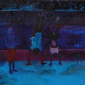 Boys # 3, 60 x 75 cm, oil on canvas, 2008