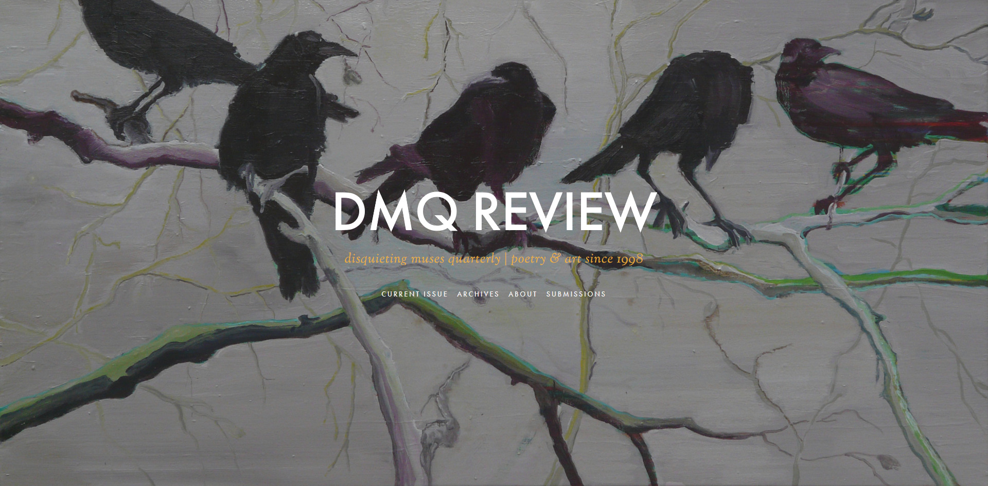 DMQ Review Spring 2019